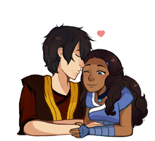 Zutara by Sharezii