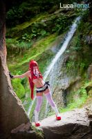 Yoko from Gurren Lagann by LucaTonet