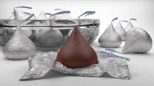 HERSHEY'S KISSES by timzero4