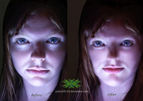 Extreme Retouch by junior20118