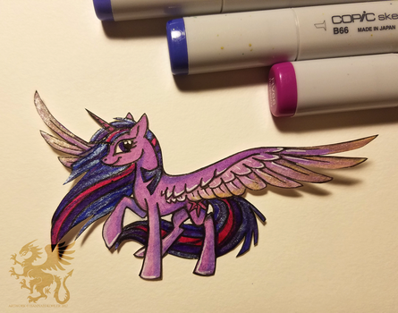 A Princess Here Before Us by TheAntimonyElement