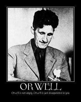 Orwell by Kojote-Shapshift