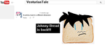 (VenturianTale commenter) Johnny Bread is back! by eyelessZomp1re