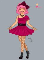 Meet Tammy coloured by SweetCatMint