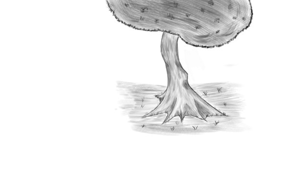 Tree by sappels