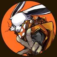 rabbit peace by salsoba