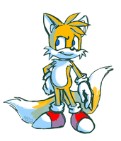 Tails 2 by Almy-Nol