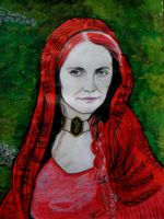 Melisandre by WickedWitchWorking