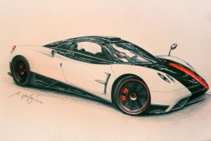 Pagani Huyara by Mipo-Design