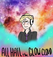 ALL HAIL THE GLOW CLOUD [GIF] by Piperwolf201