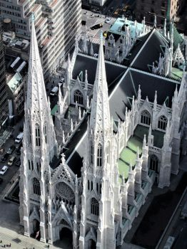 Saint Patrick's Cathedral by mit19237