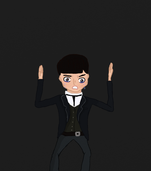 Credence by ArtisticGoat123