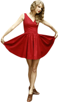 Taylor Swift PNG by ImagenesPNGyBlends