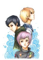 3 of Us by Loonaki