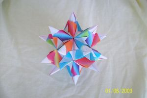 Kusudama Tornillo by sayako-arts