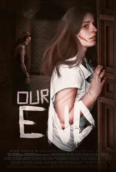 Movie Poster 001 - Our End by sohappilyart