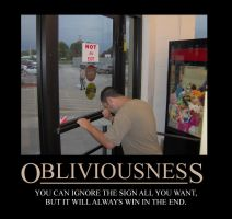 Obliviousness by section42