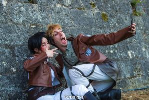 Shingeki no Kyojin - NEW CRACK by ArchimedeHiken