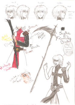 Faustus Redesign Page 2 by DyLaN-gReNkE