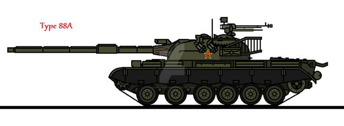 Type 88A (Updated) by thesketchydude13