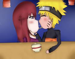 CE:My Ramen kiss by EpicTobi