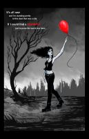Death - 99 Red Balloons by Theamat