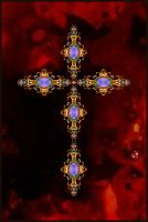 fractal cross by PeterKrijger