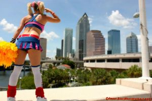 Lollipop Chainsaw - Juliet Starling 08 by k-MorrigaN