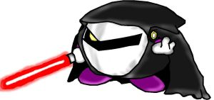 Darth Meta Knight by TehQuickman