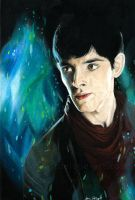 Merlin by Fayeren