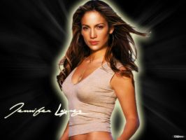 Jennifer Lopez by DaveMC17