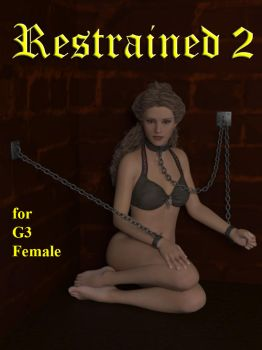 Restrained2 for G3F by succubusart
