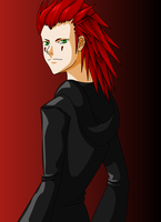 Axel Colored by Oriash