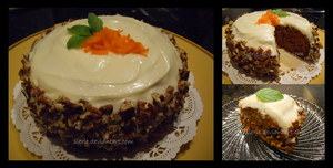 Carrot Cake! by Sierie