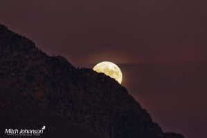 The Rising of the Moon by mjohanson