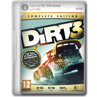 Dirt 3 Complete Edition Game Icon by Nighted