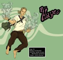 Pete Hayes - The 8th Evil Ex by MichelleSix
