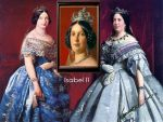 Queen Isabella II of Spain by Nurycat
