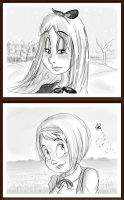 APH- Winter and Summer by auntElisa