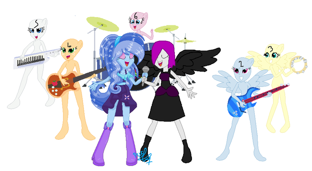 Friendship on our side collab :update: by katharos-pendora-18