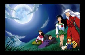 Inuyasha Tribute by CamT