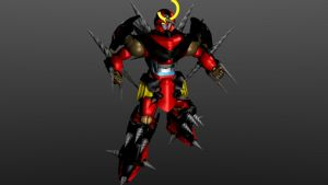 Gurren-Lagann 04 by g2mdluffy