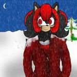 A stroll through snow by Jack-the-hedgehog15