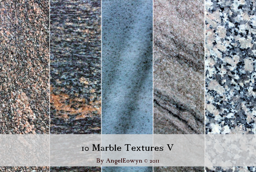 Marble Texture Pack 5 by AngelEowyn