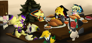 A Holiday Feast (TR) by TheBestNameUEverSeen