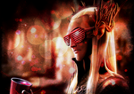 The ElvenPartyking Thranduil by Rikuko