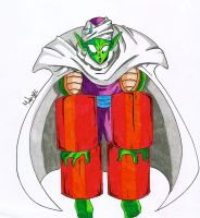 Piccolo by MikeES