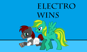 Electro vs DoomKeiser - Electro wins by Imp344