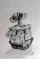 Wall-e by sushant1991
