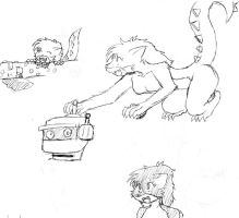 YGG sketches by PHM-Productions